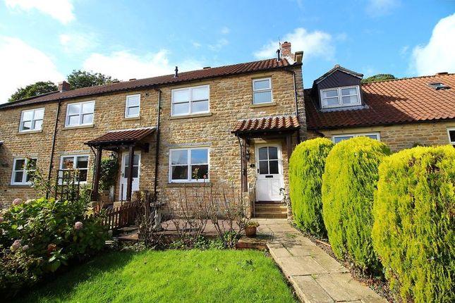 Thumbnail Terraced house for sale in Dreaken Fold, West Ayton, Scarborough