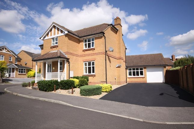 Thumbnail Detached house for sale in Browning Close, Whiteley, Fareham