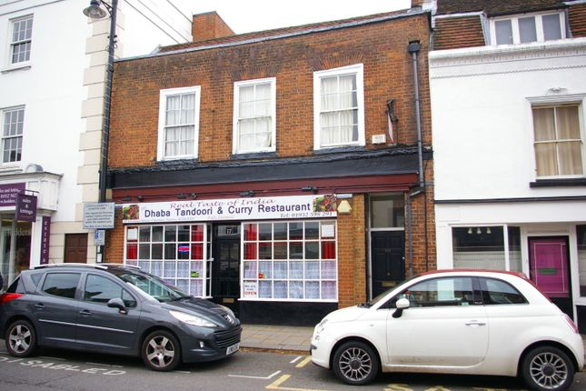 Thumbnail Restaurant/cafe to let in Windsor Street, Chertsey
