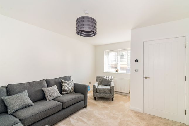 Thumbnail Semi-detached house for sale in Coventry Road, Kingsbury, Tamworth
