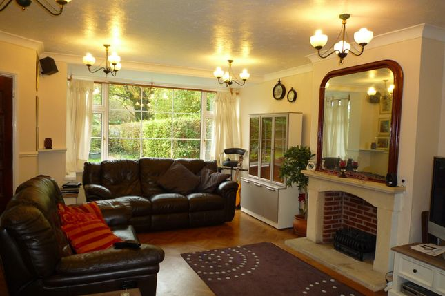 Thumbnail Detached house to rent in Portsmouth Road, Cosham, Portsmouth