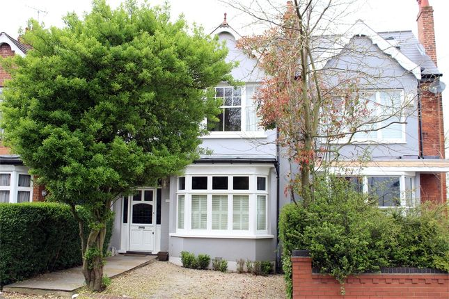 Thumbnail Terraced house for sale in Sydney Road, Muswell Hill, London