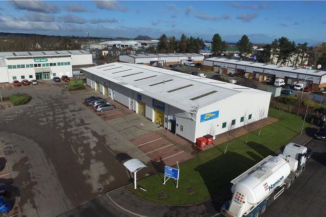 Thumbnail Light industrial to let in Unit 1 Dryden Vale, Bilston Glen Industrial Estate, Loanhead, Midlothian