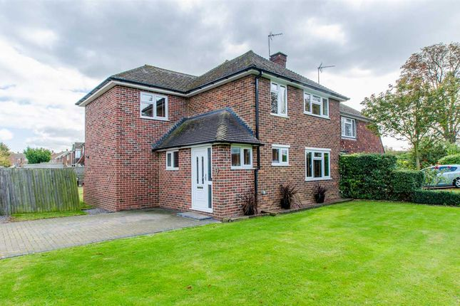 Thumbnail Semi-detached house for sale in Wihtred Road, Bapchild, Sittingbourne