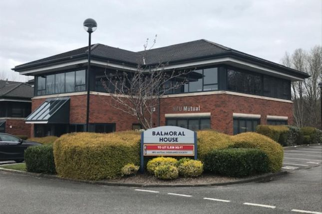 Thumbnail Office to let in First Floor, Balmoral House, Chorley