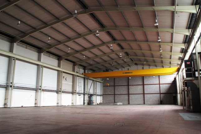 Thumbnail Light industrial to let in Wedgnock Industrial Estate, Coventry