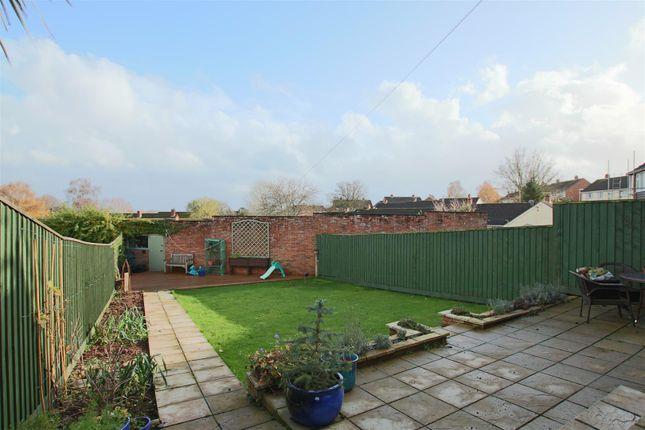 Rear Garden of Fairfield Road, Alphington, Exeter EX2