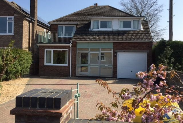 Thumbnail Detached house to rent in Mill Lane, Saxilby, Lincoln