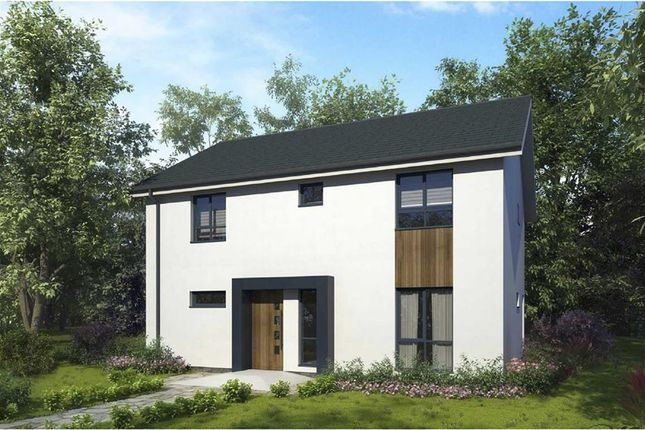 Thumbnail Detached house for sale in Plot 1, Glenwood Close, Cramlington, Tyne And Wear