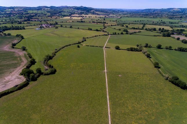 Thumbnail Land for sale in Minsterley Park, Shrewsbury, Shropshire