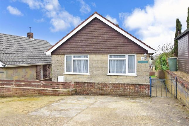 Thumbnail Detached bungalow for sale in Wrax Road, Brading, Sandown, Isle Of Wight