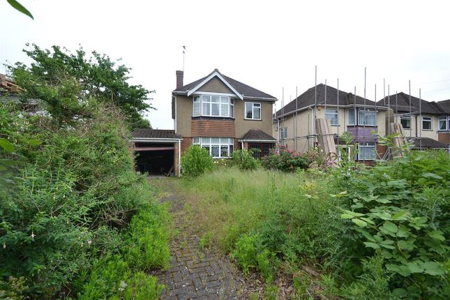 Thumbnail Detached house for sale in Long Lane, Stanwell, Staines