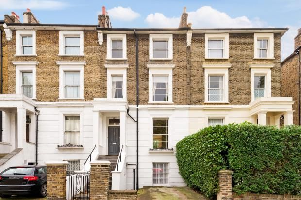 Thumbnail Terraced house for sale in St. Augustines Road, Camden, London