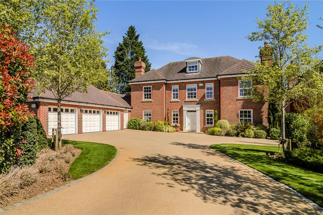 Thumbnail Detached house for sale in Hedgerley Lane, Gerrards Cross, Buckinghamshire