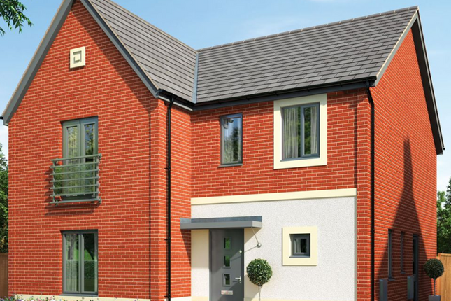 Thumbnail Detached house for sale in Leicester Road, Leicester