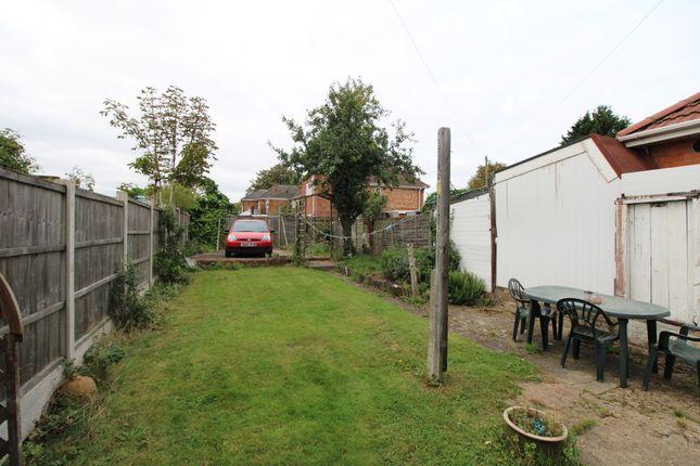Garden of Coventry Road, Sheldon, Birmingham B26