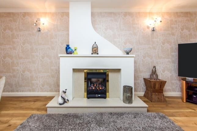 Fireplace of Cordwell Close, Castle Donington, Derby, Leicestershire DE74
