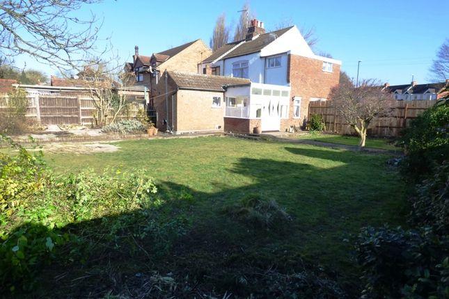 Rear Garden of Tamworth Road, Keresley, Coventry CV6
