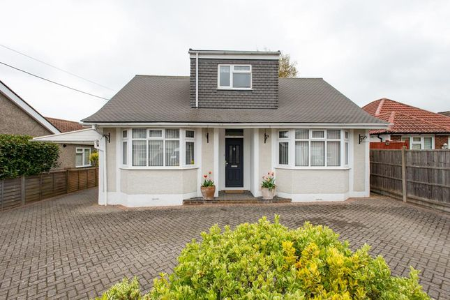 Thumbnail Detached bungalow for sale in Allenby Road, Biggin Hill, Westerham