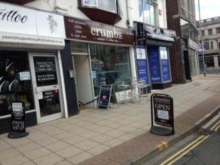Thumbnail Restaurant/cafe for sale in Kingston Crescent, Portsmouth
