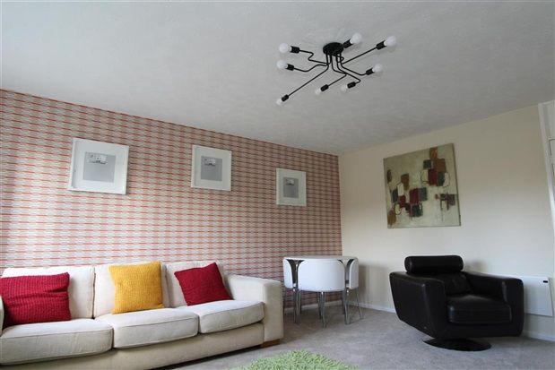 Lounge of Jeffrey Lodge, Fir Trees Place, Preston PR2