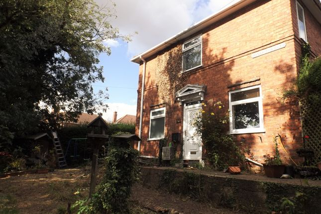 Thumbnail Semi-detached house for sale in Mansfield Road, Blidworth, Mansfield