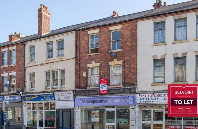 Studio to rent in Chapel Ash, Wolverhampton WV3