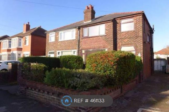 Thumbnail Semi-detached house to rent in Dobson Road, Blackpool
