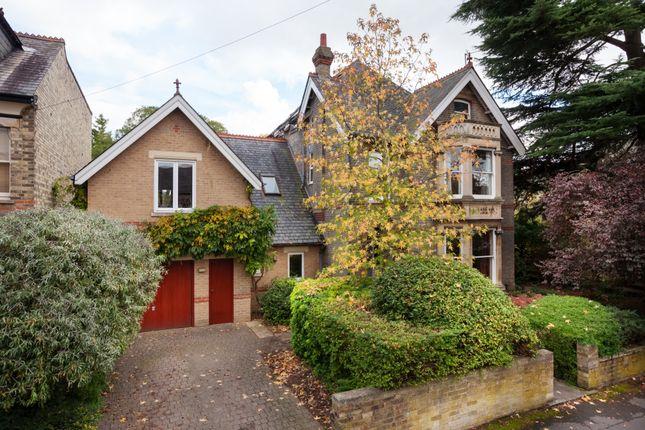 Thumbnail Detached house for sale in De Freville Avenue, Cambridge