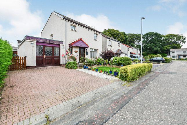 Thumbnail Detached house for sale in Millfield, Livingston, West Lothian