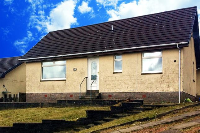 Thumbnail Detached bungalow for sale in Dalton Avenue, Dalmellington, Ayr