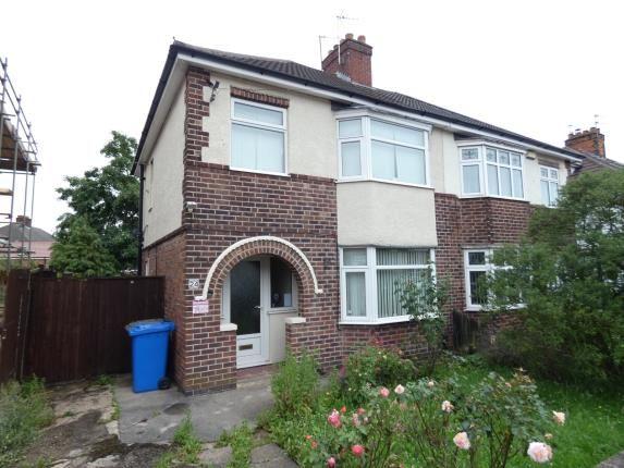 Front of Repton Avenue, Derby, Derbyshire DE23