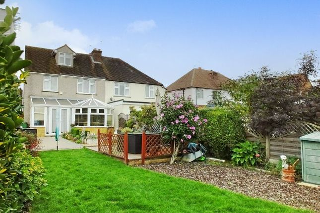 3 bed semi-detached house for sale in Victoria Road, Knaphill, Woking
