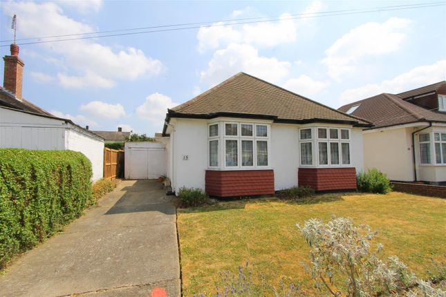 Thumbnail Detached bungalow for sale in Greenhill, Sutton