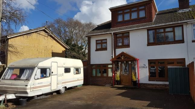 Thumbnail Semi-detached house for sale in Totton, Southampton, Hampshire