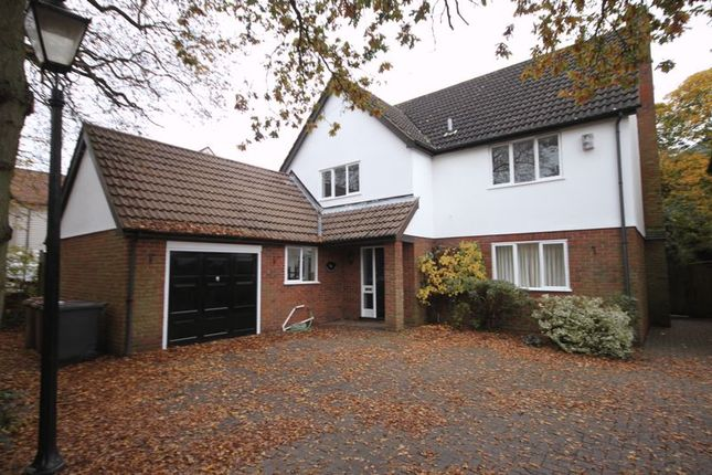 Thumbnail Detached house to rent in Heath Lane, Hertford Heath, Hertford