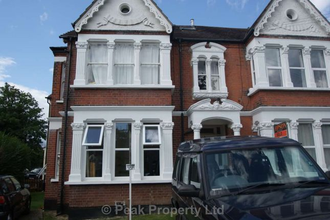 Thumbnail Flat to rent in Cossington Road, Westcliff-On-Sea