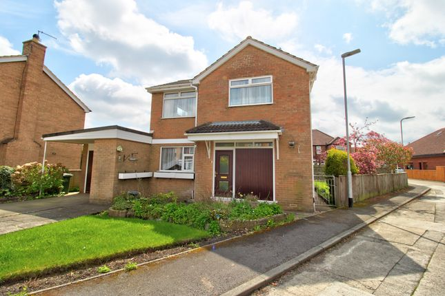 Thumbnail Detached house for sale in Clifton Gardens, Eaglescliffe, Stockton-On-Tees