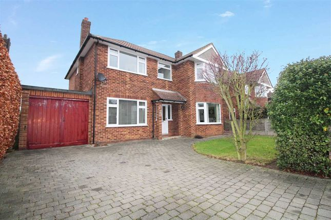 Thumbnail Detached house for sale in Bromeswell Road, Ipswich