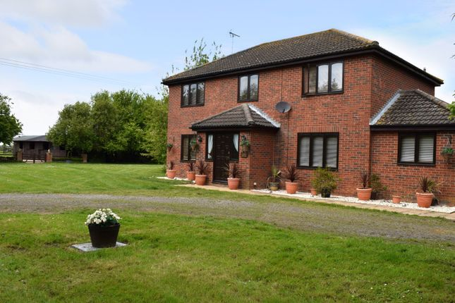Thumbnail Detached house for sale in South Drove, Quadring, Spalding