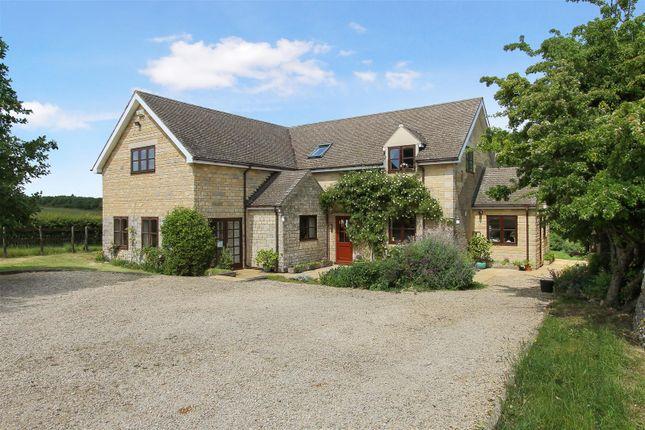Thumbnail Detached house for sale in Sevenhampton, Cheltenham