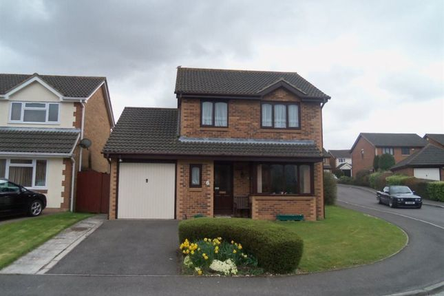 Thumbnail Detached house to rent in Cyprus Road, Hatch Warren, Basingstoke