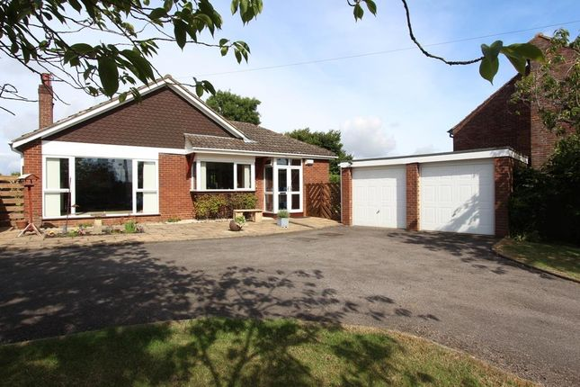 Thumbnail Detached bungalow for sale in School Street, Church Lawford, Rugby