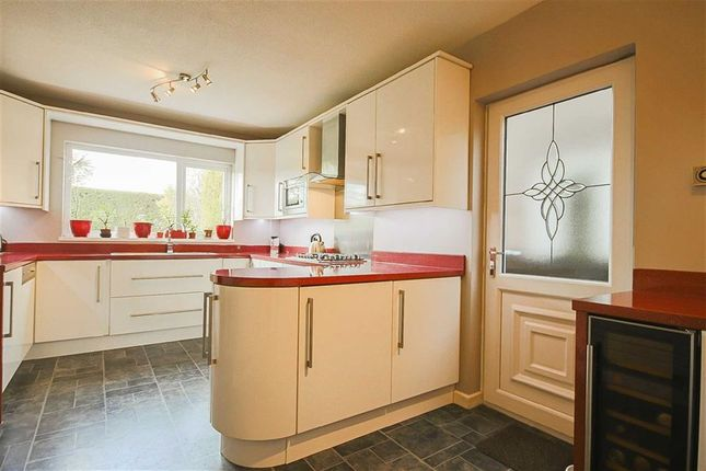 Thumbnail Detached house for sale in Lindsay Park, Worsthorne, Lancashire