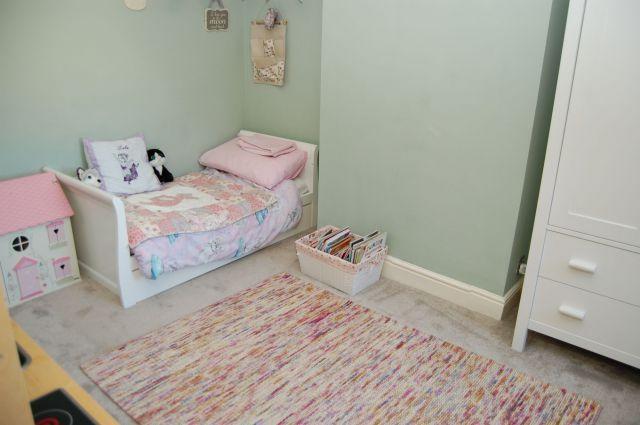Bedroom Two of Clarke Road, Abington, Northampton NN1