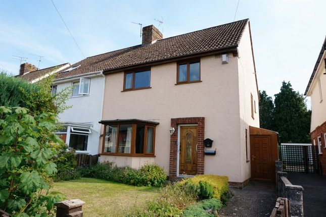 Thumbnail Semi-detached house for sale in Holway Road, Taunton