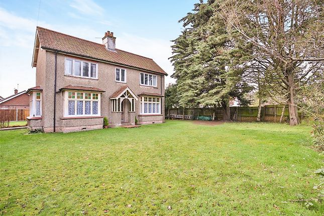 Thumbnail Detached house for sale in Cromer Road, North Walsham