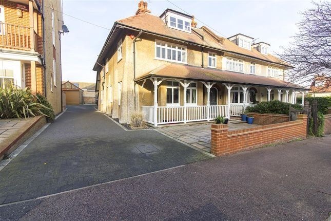 4 bed semi-detached house for sale in Dickens Road, Broadstairs