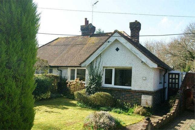 Thumbnail Semi-detached bungalow for sale in Hailsham Road, Polegate, East Sussex