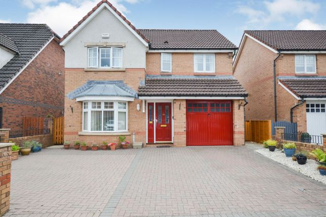 Detached house for sale in Porter Drive, Kilmarnock